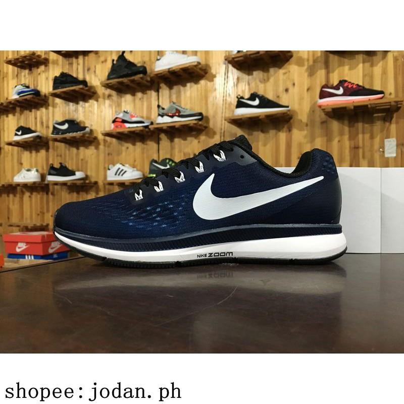 timeless design c10e0 e460f nike AIR ZOOM PEGASUS 34 men sports running shoes