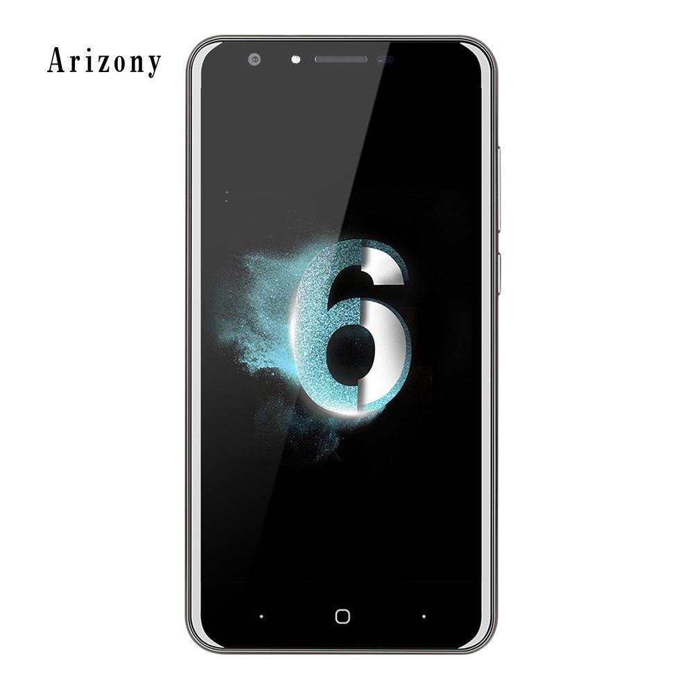 ✮5 5 inch HD BT4 0 Metal Body 3200mAh Battery 2GB RAM Smartphone Cell Phone