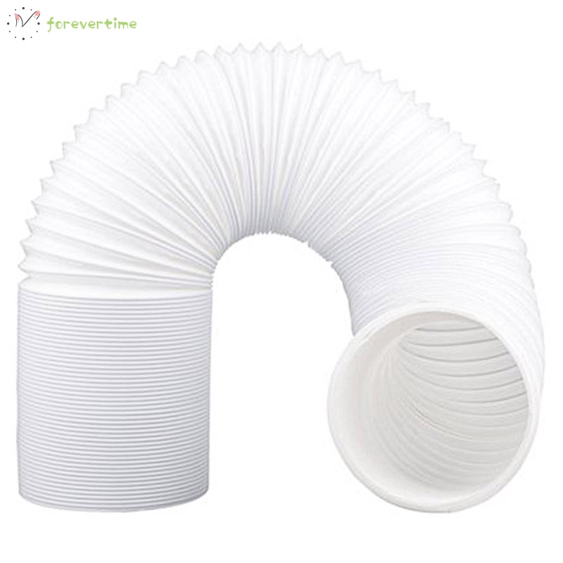 Domeilleur Air Conditioning Parts Adjustable Hose Mobile Exhaust Duct Ventilator Flexible Pipe Hose Stretch for Air Conditioning