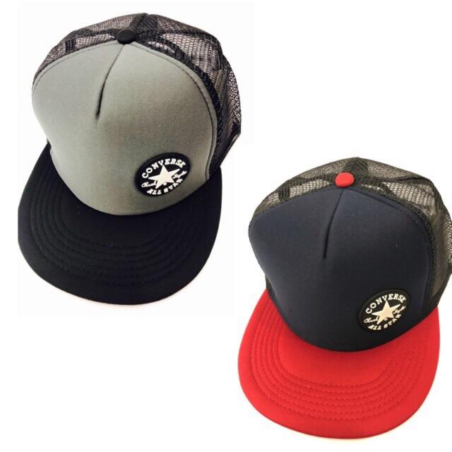 bb96d2ab Realfire CONVERSE Net Cap Bull Cap SnapBack