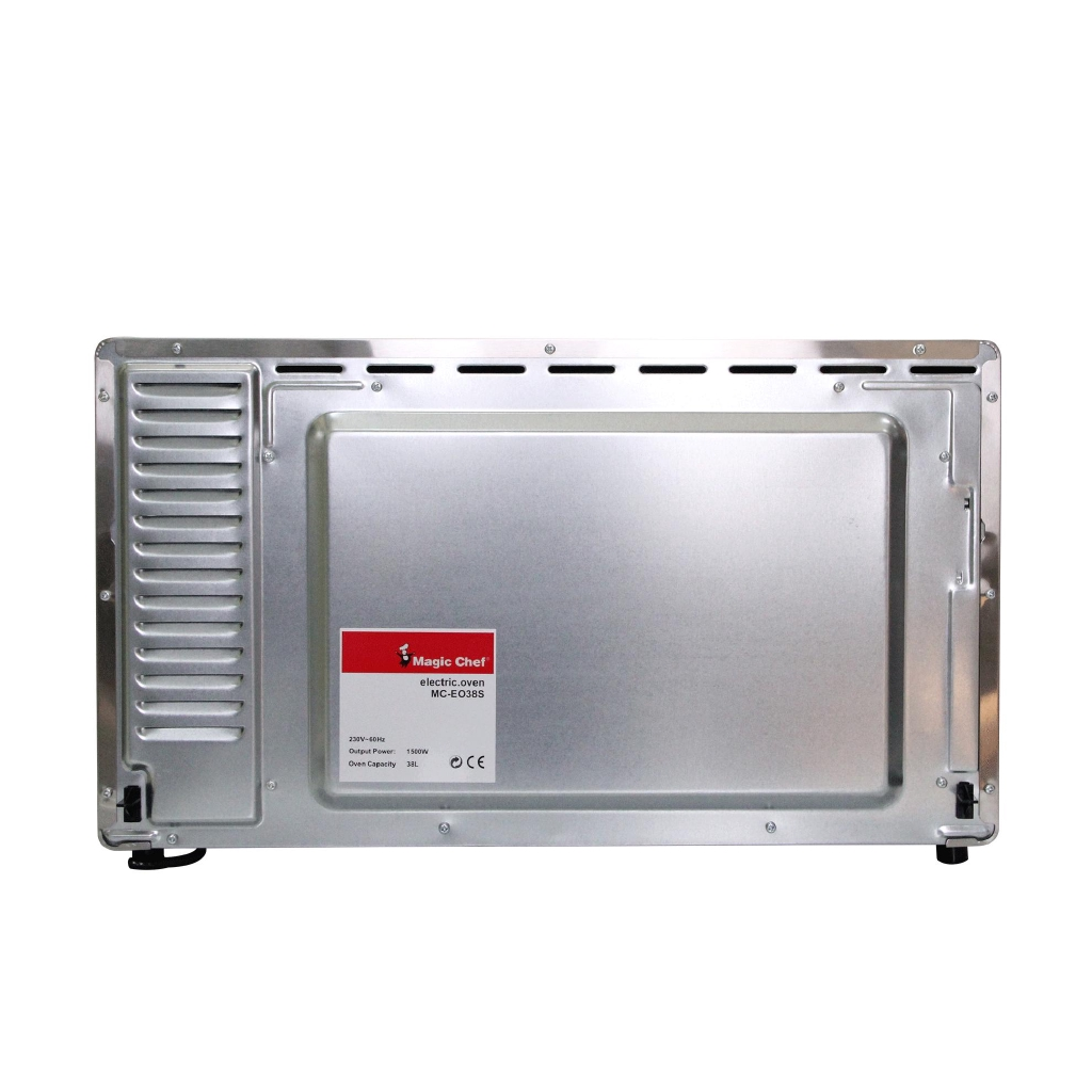 American Home Magic Chef Electric Oven 38l Shopee Philippines