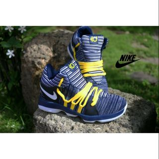 best cheap 365cc b8d95 Nike KD 10 Basketball shoes MEN'S shoes outdoor navy ...
