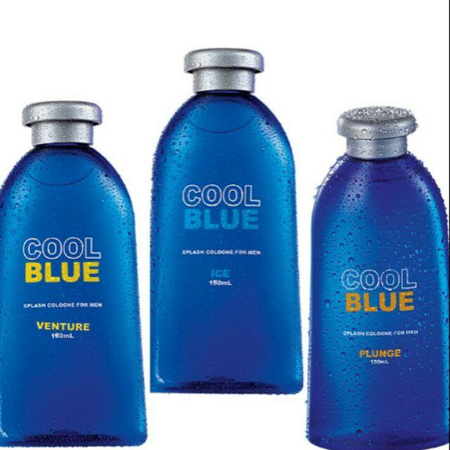 Avon Cool Blue Splash Cologne For Men 150ml Shopee Philippines