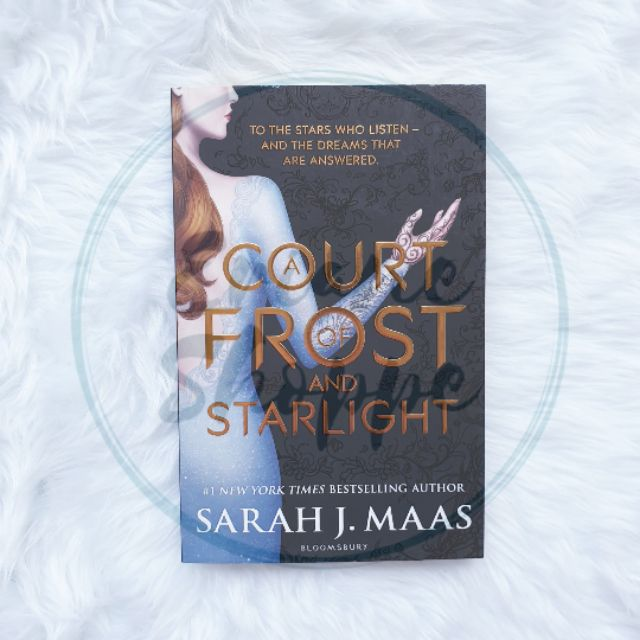 A Court of Frost and Starlight (ACOTAR #3 1) - Sarah Maas