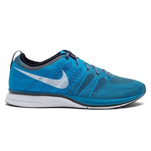 premium selection 534e2 4dd4b ProductImage. ProductImage. NIKE Flyknit Trainer+ Neo Turquoise Shoes