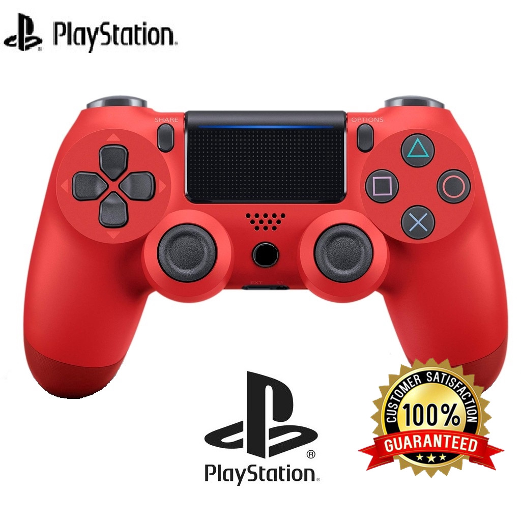 【Ready Stock】PS4 Controller PS4 Dualshock 4 USB Charge Wired Controller  Joystick