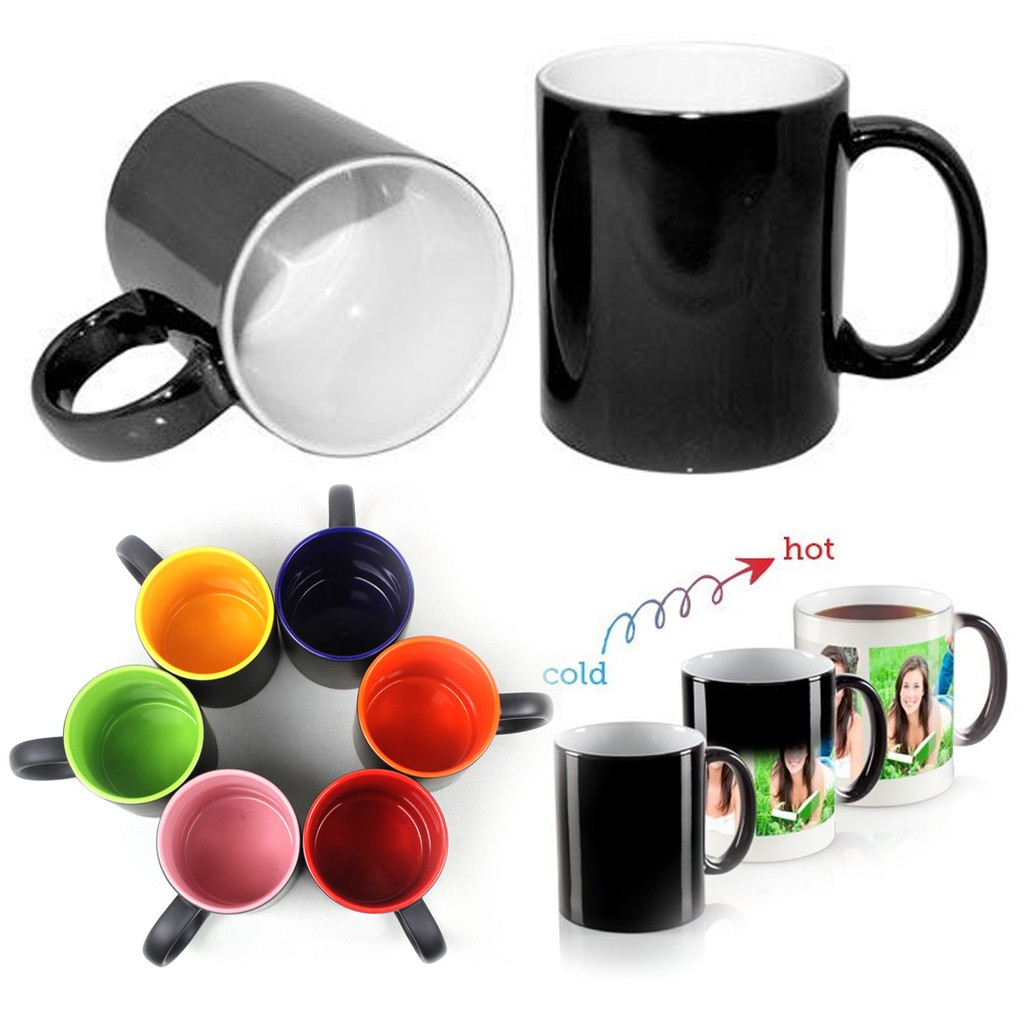 Magic Mugs Decide Your Design Shopee Philippines