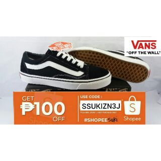 399646b0e65 Vans Old Skool/School OEM/REPLICA | Shopee Philippines