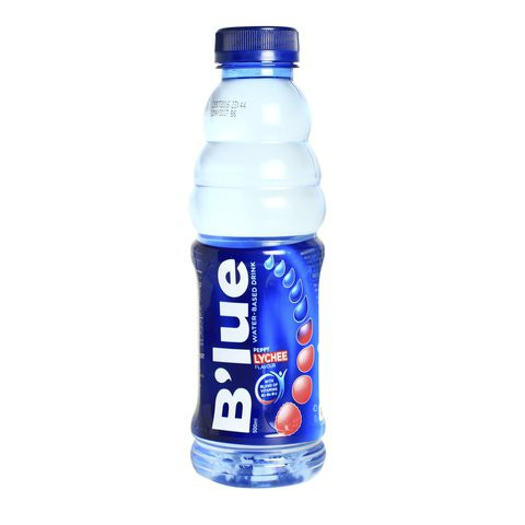 Blue Thumb Mineral Water 500ml Customize Your Own H2o Bottle Sho Philippines