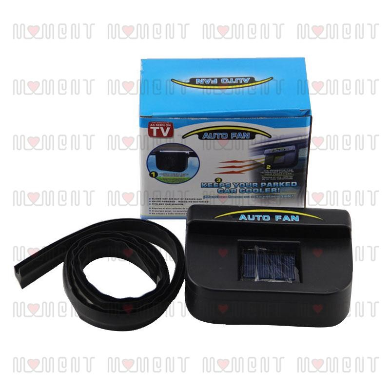Cars Vehicle Ventilator Solar Cooling Full Automotive Ventilation System