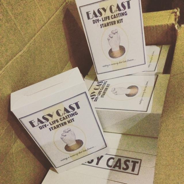 Easy Cast DIY Life Casting Kit