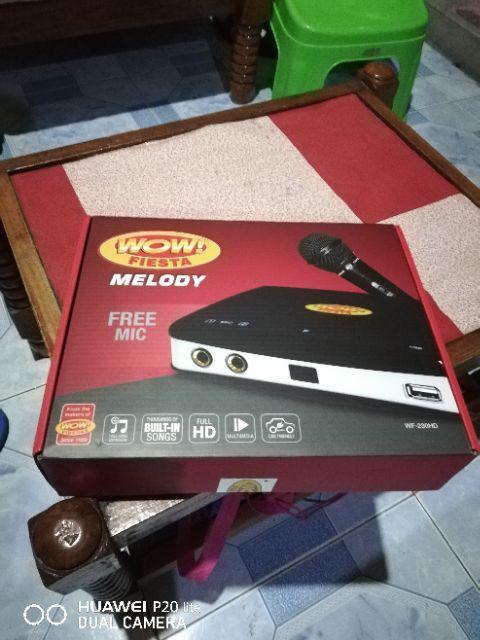 WOW! Fiesta Melody (WF230HD) - WITH FREE USB | Shopee