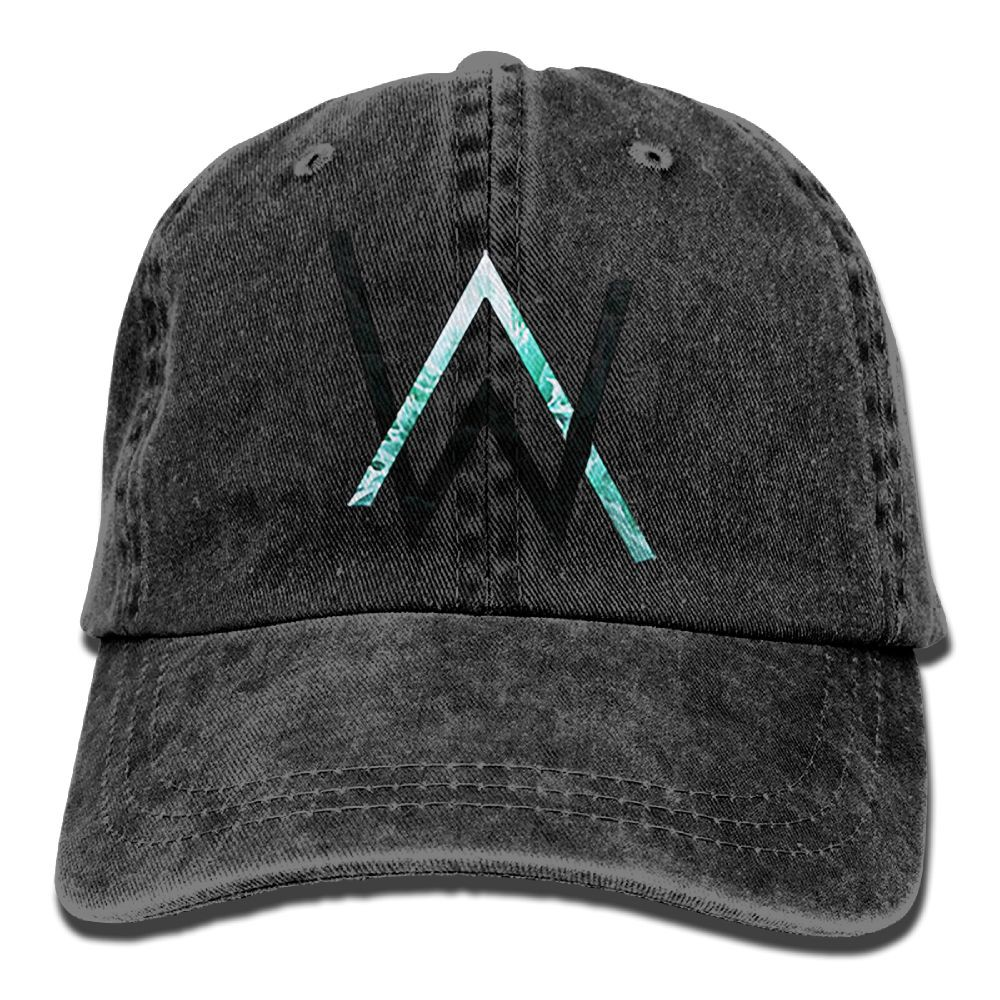 e3fe7c4f2 Retro Denim Cap Hat Alan Walker Electric Voice Genius cap
