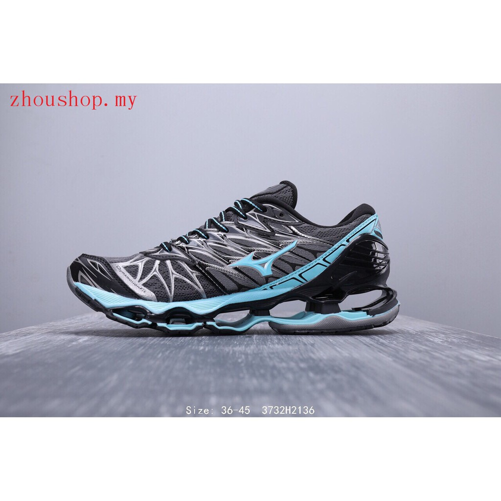 mizuno womens running shoes size 8.5 in europe real video