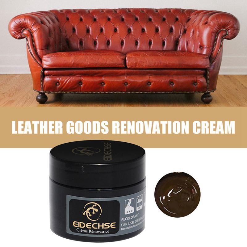 Leather Recoloring Balm Vinyl Repair Leather Conditioner Repair ...