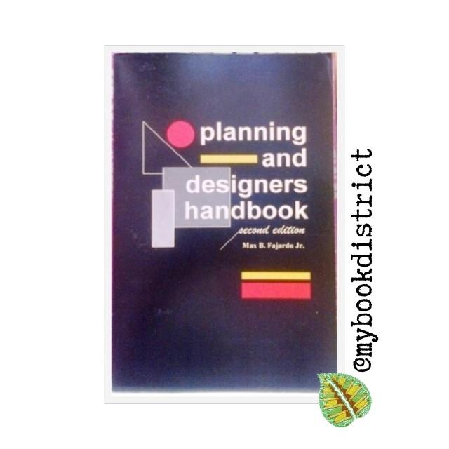 Max pdf fajardo designers handbook and planning