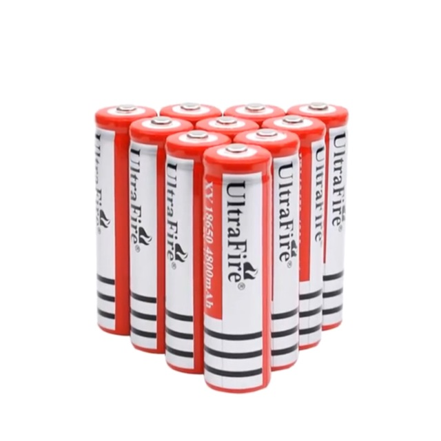 uitra fire 18650 3 7V high quality chargeable battery