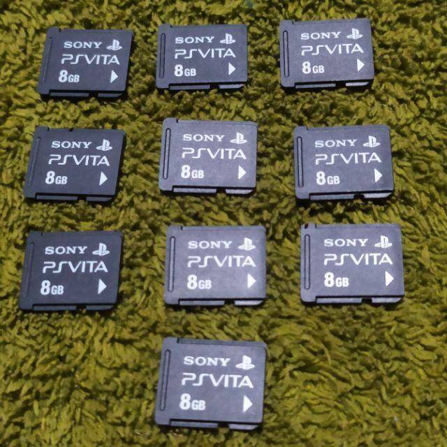 Sony psvita 8gb memory card