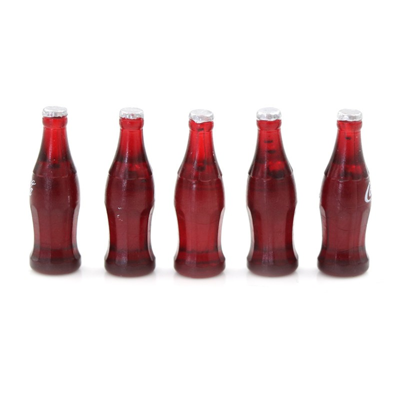 Sparkling Drink Maker Doll House Miniatures 1:12 Scale Pink Soda Makers