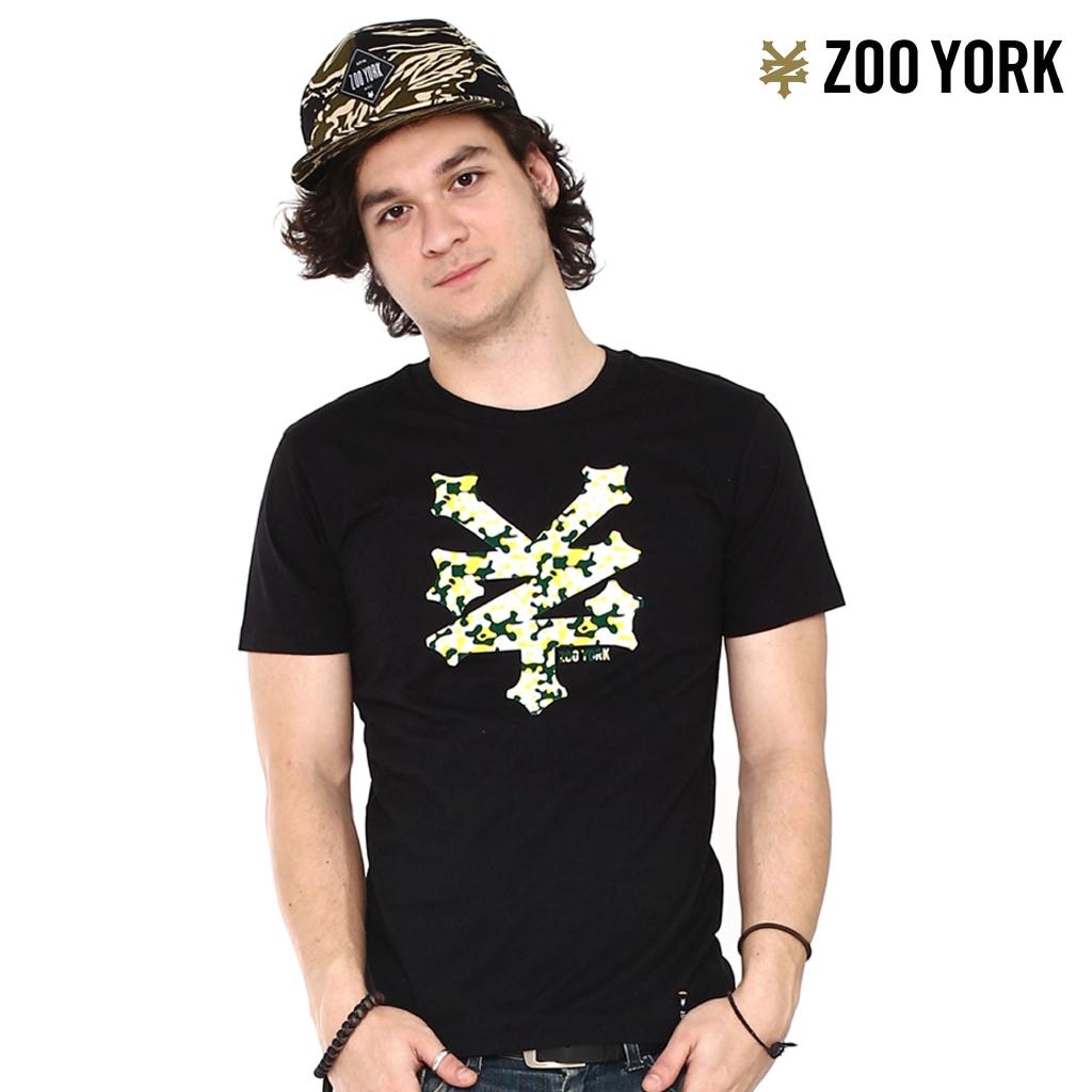 841978325a179 Zoo York Boys Roundneck Skater Fit Logo Tshirt