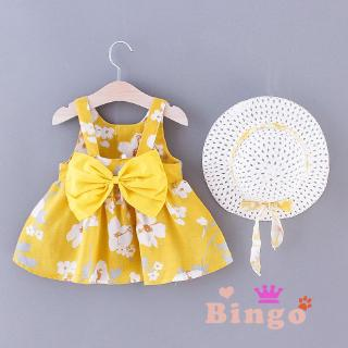 Ocean Toddler Baby Kids Girls Slip Dress Watermelon Casual Sling Princess Beach Dress