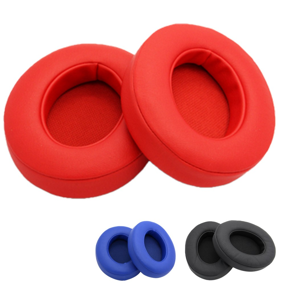 cbc24a2fcd7 1 pair Memory Foam Ear Pad Cap Cushion for Beat By Studio 2.0 ...