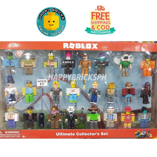 ROBLOX TOYS Ultimate Collectors Set Pack Of 24 Figures