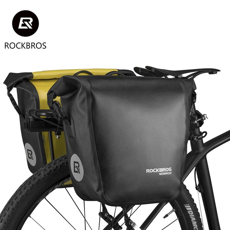 Cycling Mtb Bag Rainproof Foldable