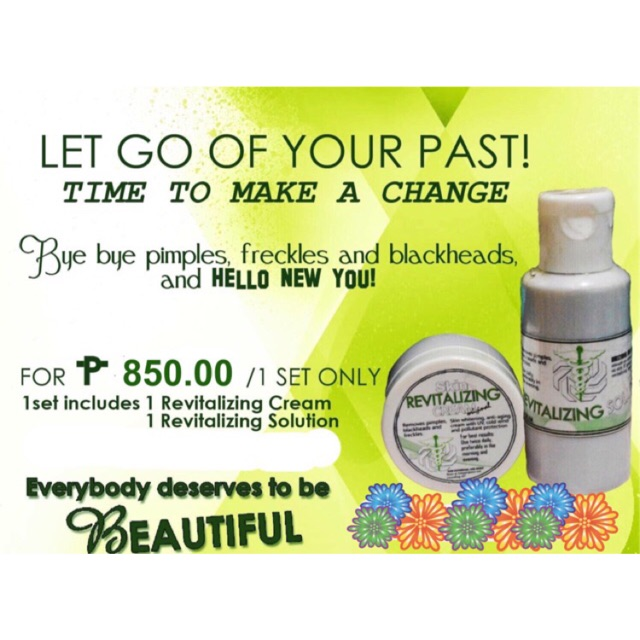 skin revitalizing cream