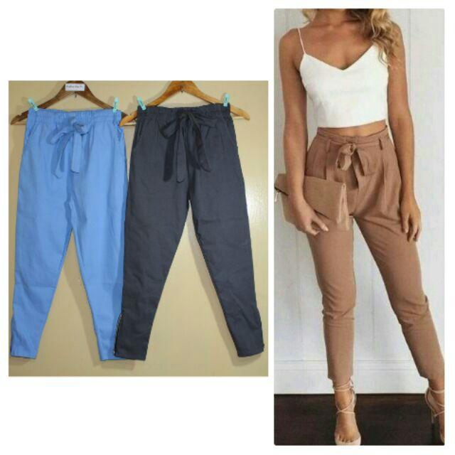 Women's Printed Pants