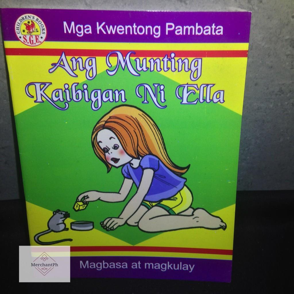 Children's Reading Books : Mga Kwentong Pambata Collection 3