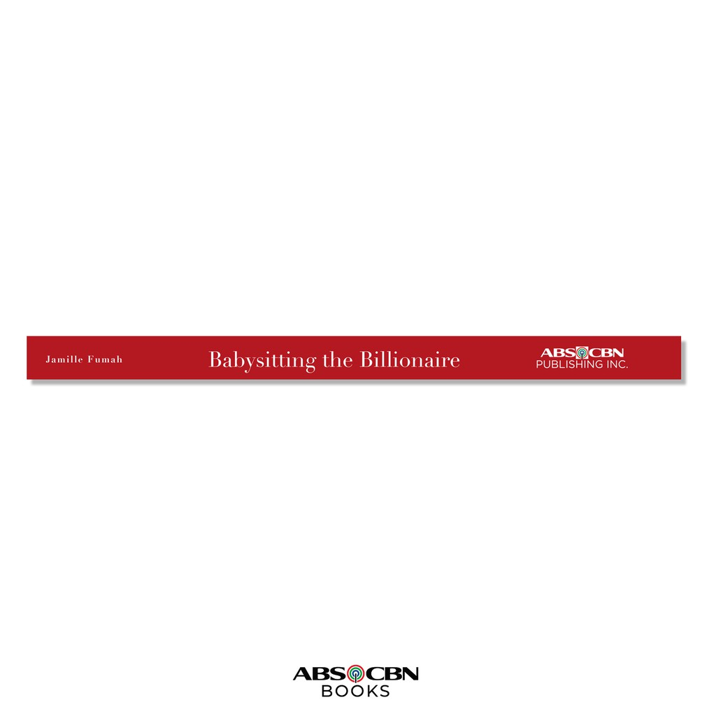BABYSITTING THE BILLIONAIRE BOOK 1 by Jamille Fumah | Shopee
