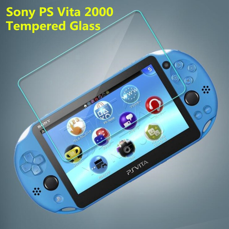 Tempered Glass Sony PS Vita 2000 / PSV2000 PSVita PSV 2000