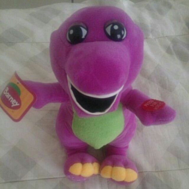 Barney Stuffed Toy Shopee Philippines