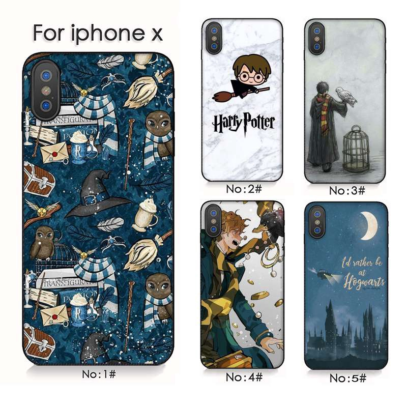 Harry Potter Boutique Huawei P10 P10lite P9 P8 P7 P6 mobile phone case