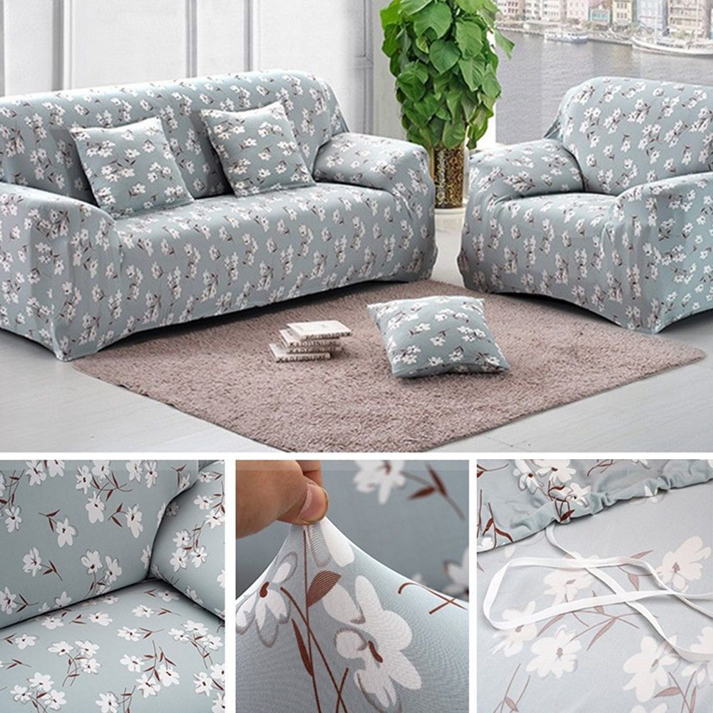 miuline Sofa Couch Cover 3 2 1 Seater Protector SlipCover