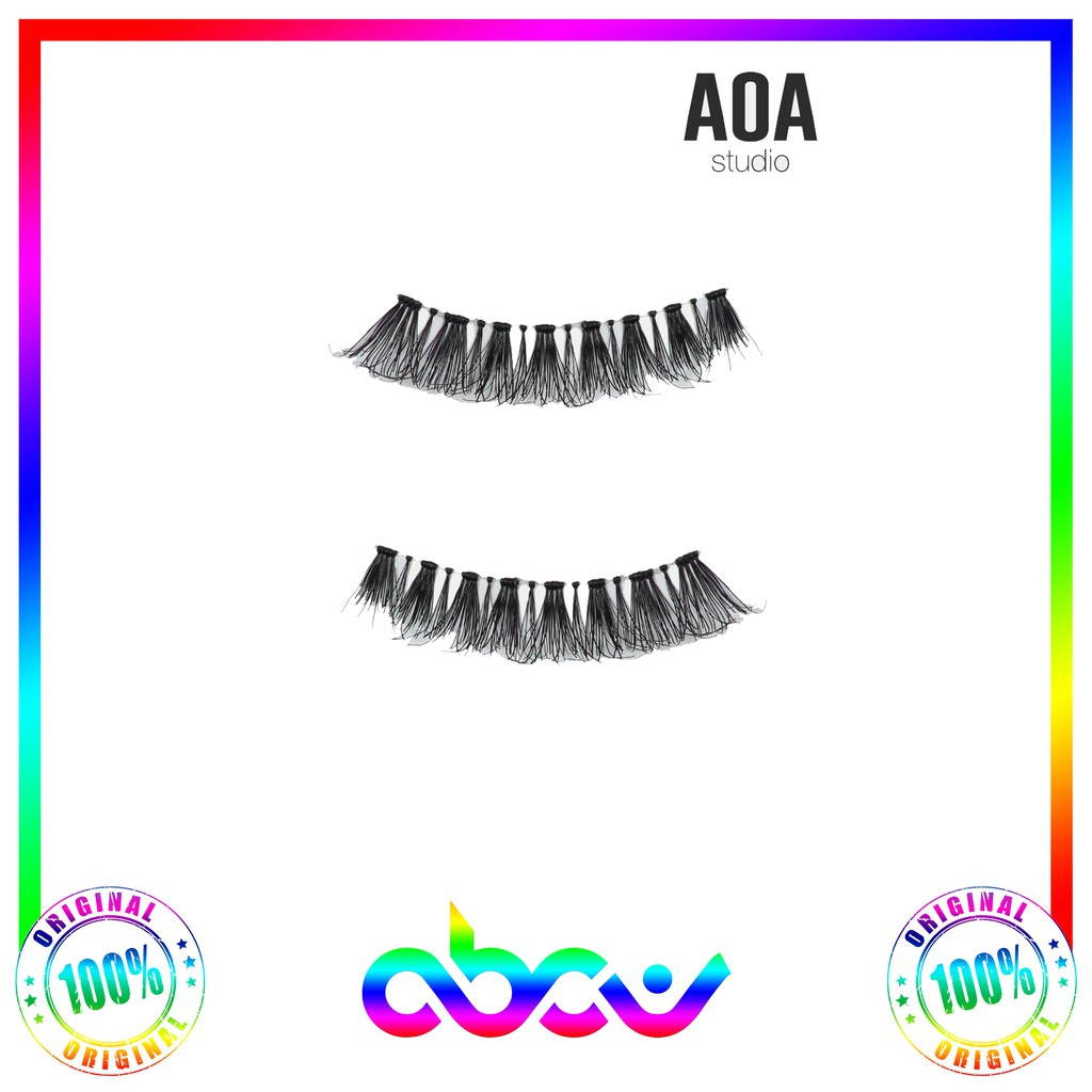 883d728f4a5 AOA Studio Eyelashes 6 Pack - Scarlet | Shopee Philippines