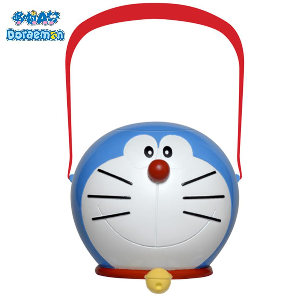 One Piece Doraemon Sailor Popcorn Bucket Blue Fat 1350ml