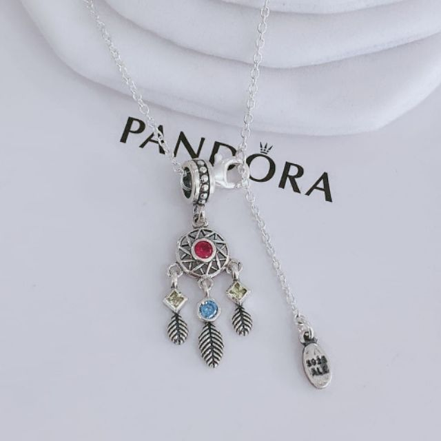 Pandora Dream Catcher Charm Chain