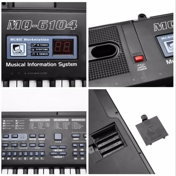 Piano Digital Organ Keyboard Musical Instrument Kids Toy 电子琴