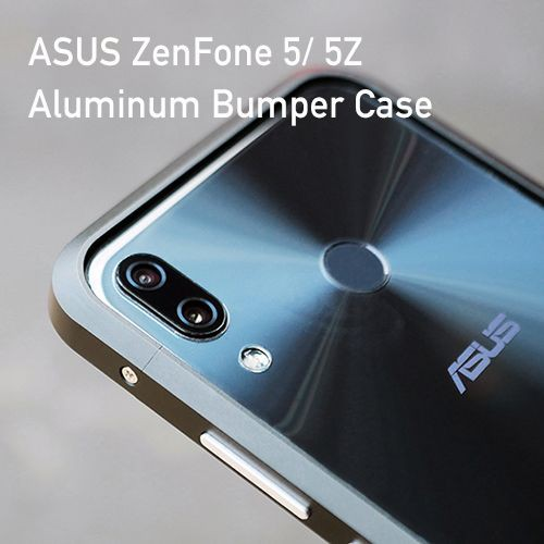 low priced 25677 d7996 Asus Zenfone 5/5Z Aluminum Alloy Bumper Case
