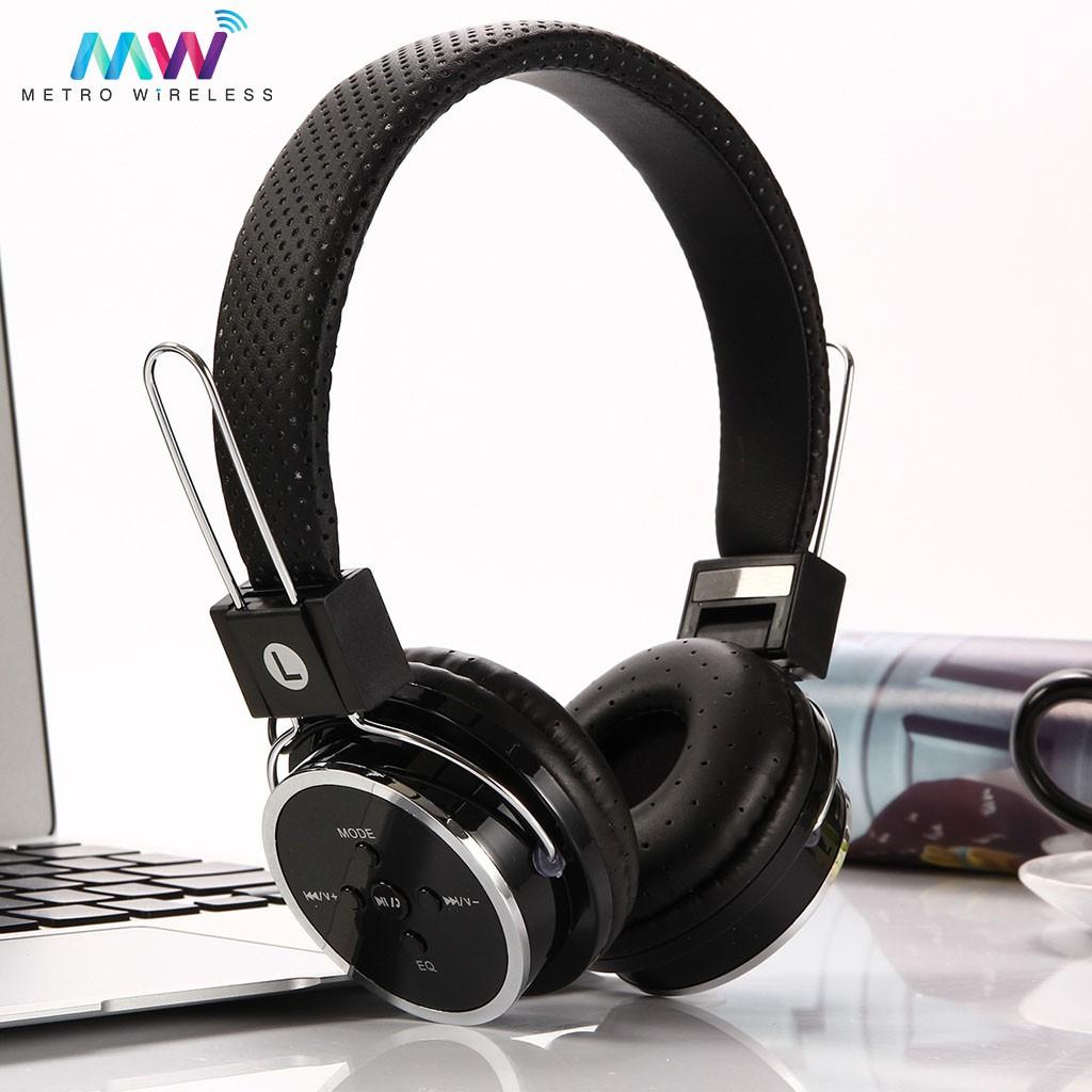 B05 Wireless Bluetooth On-Ear Headphone Headset