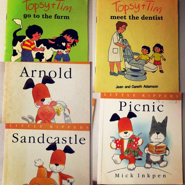 Topsy and Tim First Experiences 10-copy slipcase Pb - Bookstation | 640x640
