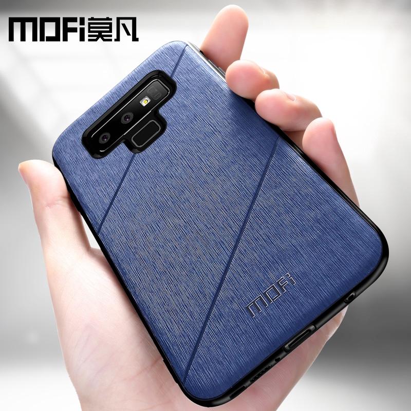 buy online 54cf4 ce5da MOFi Samsung Note 9 Soft silicone shockproof protective case