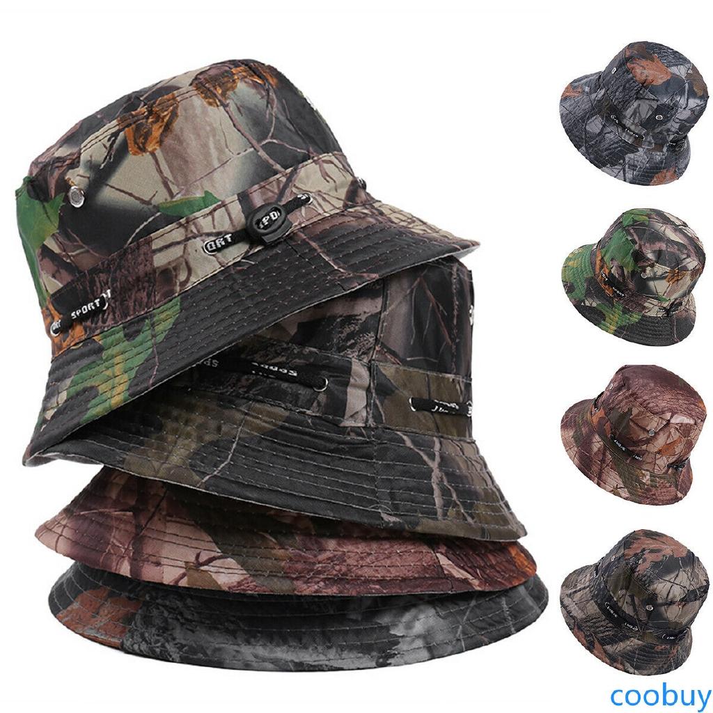 188274ff CL✿✿ Men Women Bucket Hat Fishing Hunting Hiking Beach Sun | Shopee  Philippines