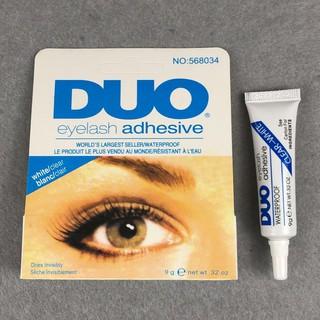 DUO Eyelash Adhesive Eyelash Glue Waterproof False Eyelash ...