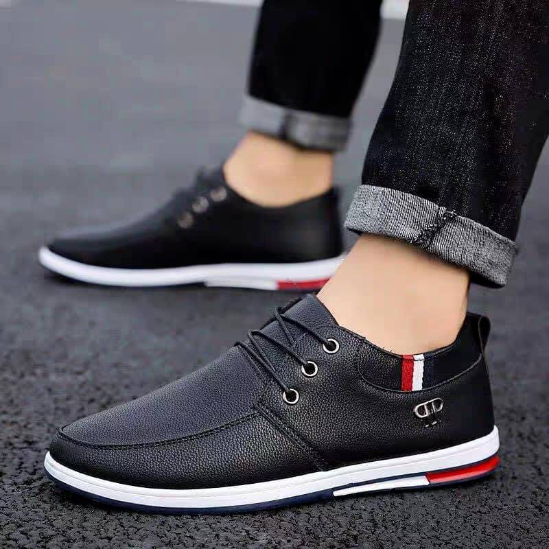 O Men S Formal And Casual Office Shoes Black 603