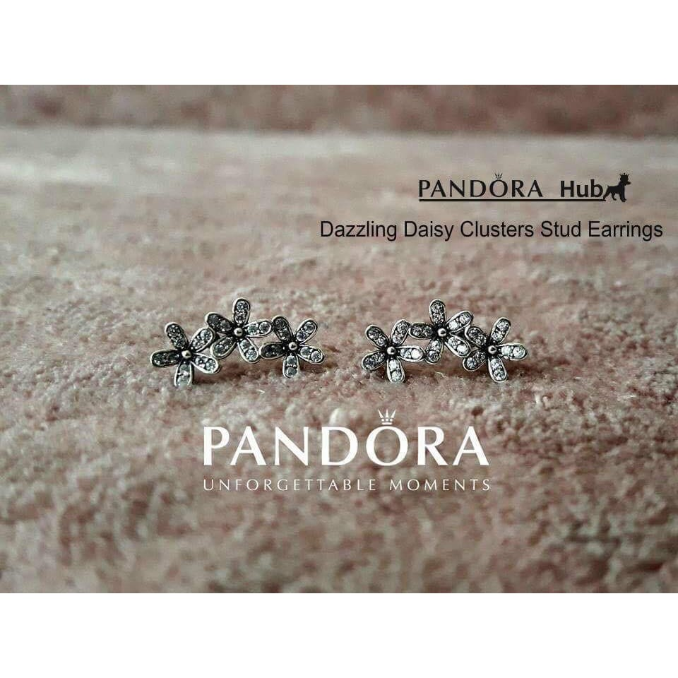 afceac241 Dazzling daisy cluster stud earrings pandora COD   Shopee Philippines