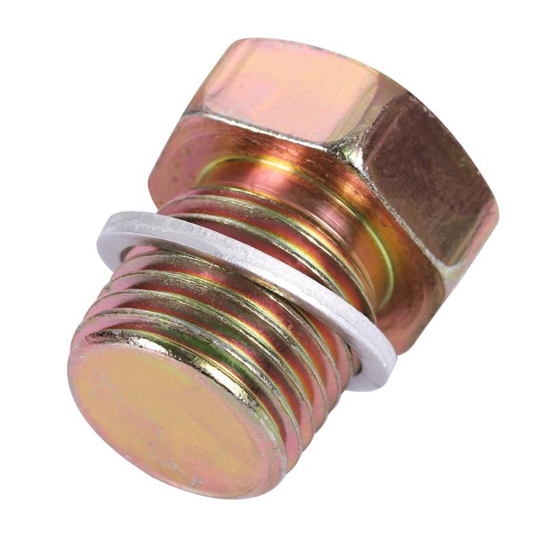 7pcs M15X1.5 Oil Sump Pan Stripped Thread Repair Tools Set Automotive Drain Tool