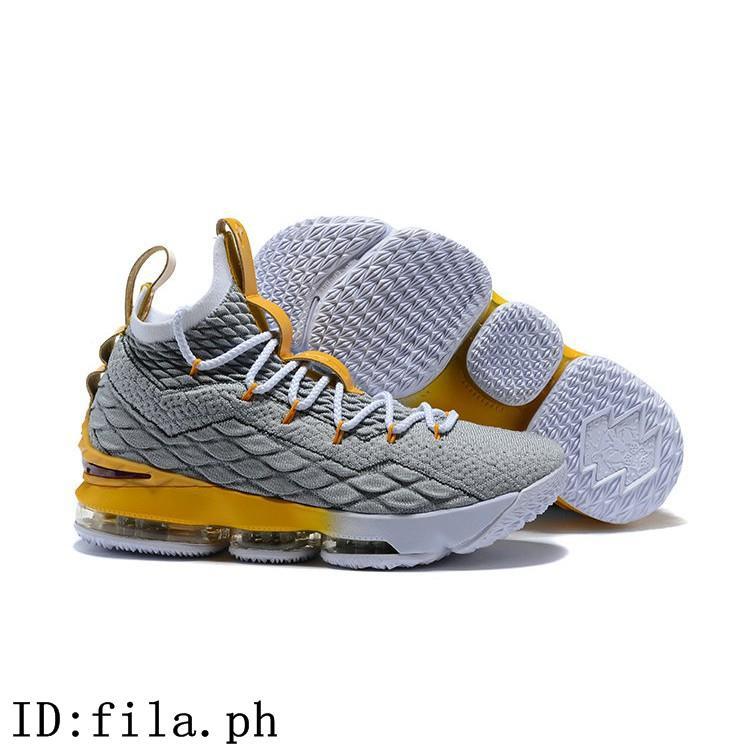 8655cdb9182 Nike LeBron 15 Metallic Gold Dust Custom